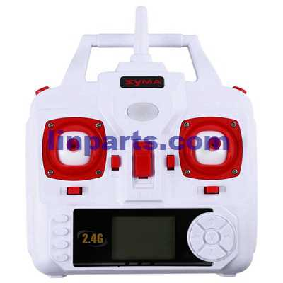 SYMA X5HW RC Quadcopter Spare Parts: Remote Control/Transmitter