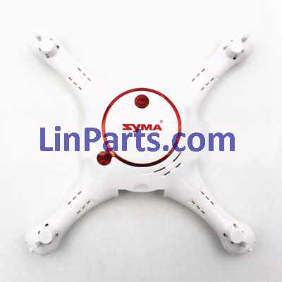 Syma X5UW RC Quadcopter Spare Parts: Upper Head set+Lower board [White]