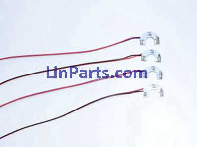Syma X5UW RC Quadcopter Spare Parts: LED lights