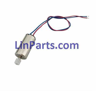 Syma X5UW RC Quadcopter Spare Parts: Main motor (Red/Blue wire)[Plastic gear]