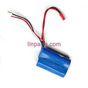 SYMA X6 Spare Parts: Battery 7.4V 850mAh