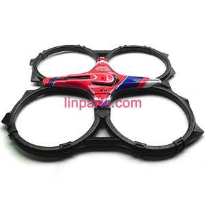 SYMA X6 Spare Parts: Head cover/Canopy