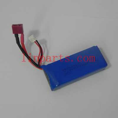 SYMA X8G Quadcopter Spare Parts: Battery 7.4V 2000mAh