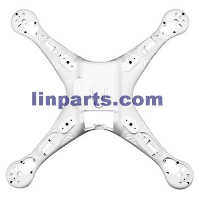 SYMA X8G Quadcopter Spare Parts: Lower board(Silver)