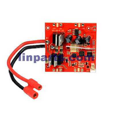 SYMA X8G Quadcopter Spare Parts: PCB/Controller Equipement