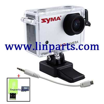 SYMA X8G Quadcopter Spare Parts: 8MP 1080P wide angle camera