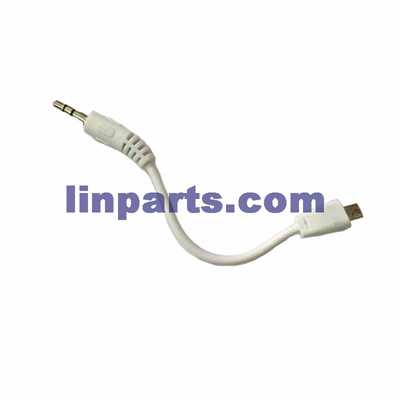 SYMA X8G Quadcopter Spare Parts: Camera power supply cable