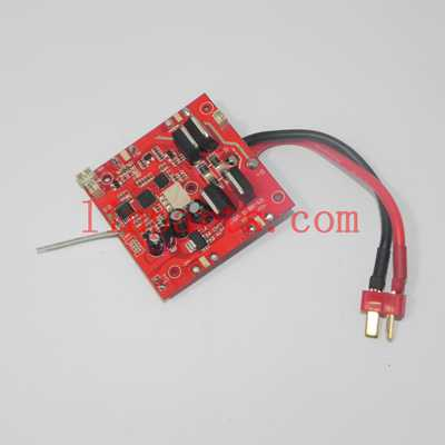 SYMA X8W Quadcopter Spare Parts: PCB/Controller Equipement