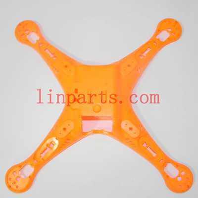SYMA X8W Quadcopter Spare Parts: Lower board(yellow)