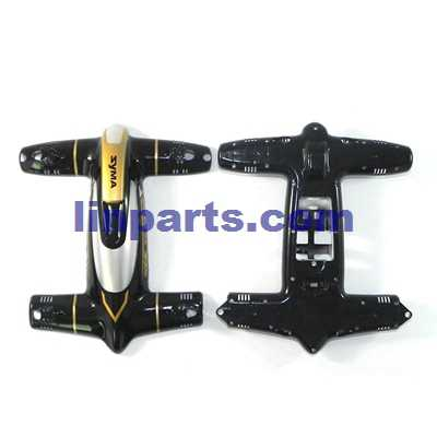 Syma X9 RC Quadcopter Spare Parts: Upper Head + Lower board [Black]
