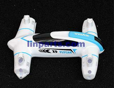 Syma X9 RC Quadcopter Spare Parts: Upper Head + Lower board [White]