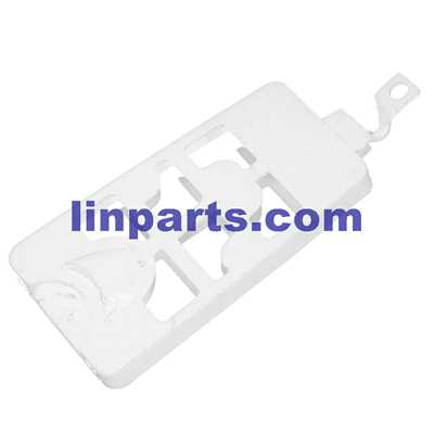 Syma X9 RC Quadcopter Spare Parts: Battery cover [White]