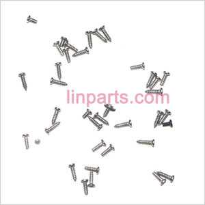 UDI U1 Spare Parts: screws pack set