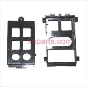 UDI U1 Spare Parts: Battery case and cover