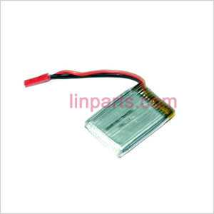 UDI RC U13 U13A Spare Parts: Battery(3.7V 580mAH)