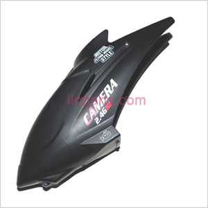 UDI RC U13 U13A Spare Parts: Head cover\Canopy(Black)