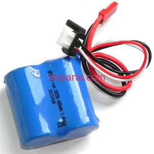 UDI RC Helicopter U16W Spare Parts: Battery(7.4V 600mAh)