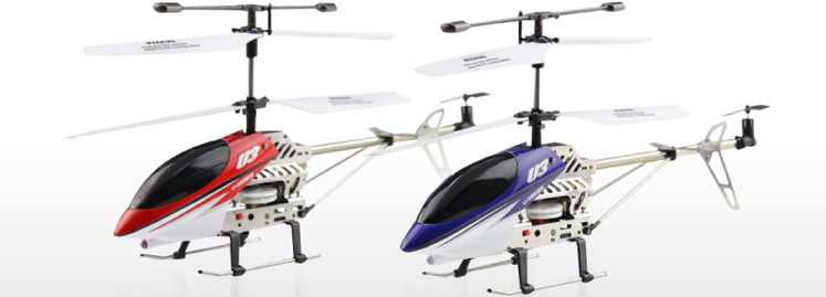 UDI U3 RC Helicopter
