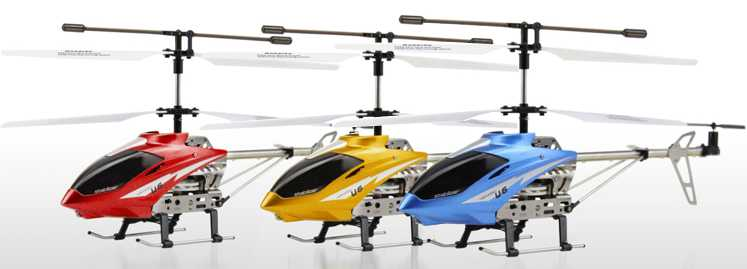 UDI U6 RC Helicopter