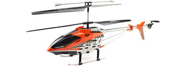 UDI U7 RC Helicopter