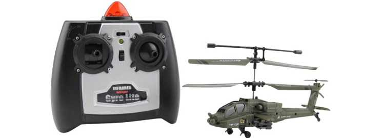 UDI U803 RC Helicopter