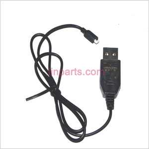UDI RC U807 U807A Spare Parts: Charger wire