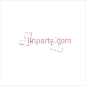 UDI RC U807 U807A Spare Parts: Fixed set of the head cover (White)