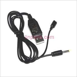 UDI RC U809 U809A Spare Parts: Dual-use charger (Two kinds of interfaces)