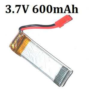 LISHITOYS L6052 L6052W RC Quadcopter Spare Parts: Battery 3.7V 600mAh