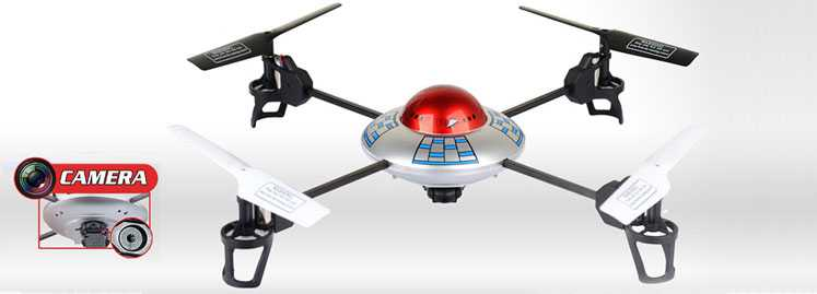 UDI U817 U817C UFO RC QuadCopter