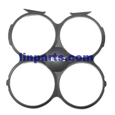 UDI U819A RC QuadCopter Spare Parts: Head cover(Black)