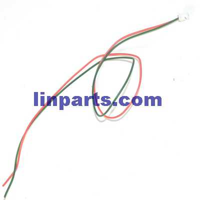 UDI U819A RC QuadCopter Spare Parts: LED light wiring