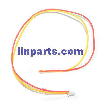 UDI U819A RC QuadCopter Spare Parts: main motor wiring