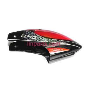 UDI RC U820 Spare Parts: Head cover (red)