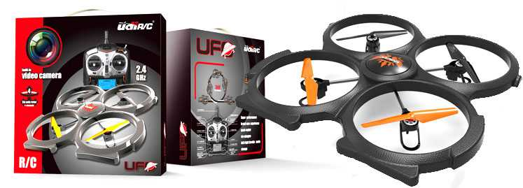 UDI U829 U829A U829X RC QuadCopter