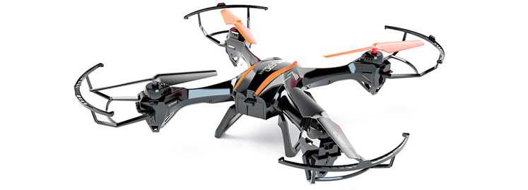 UDI U818S RC Quadcopter