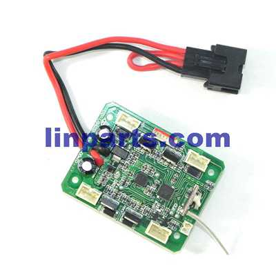 UDI Falcon U842 RC Quadcopter Spare Parts: PCB/Controller Equipement