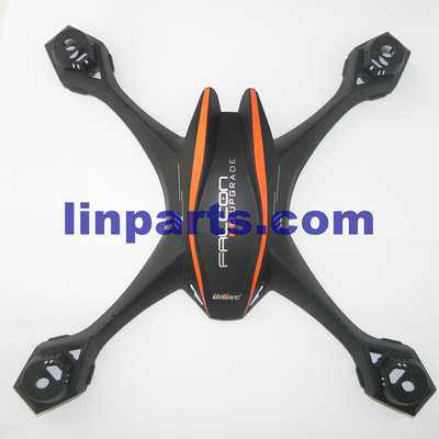 UDI Falcon U842 RC Quadcopter Spare Parts: Upper cover[Black]