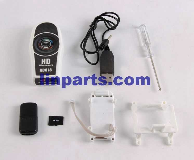 UDI U819A RC QuadCopter Spare Parts: 5MP HD Camera set