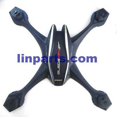 UDI Falcon U842 RC Quadcopter Spare Parts: Upper cover[Blue]