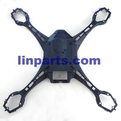UDI Falcon U842 RC Quadcopter Spare Parts: lower cover[Blue]
