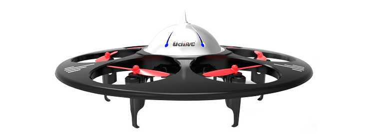 UDI U845 RC Quadcopter