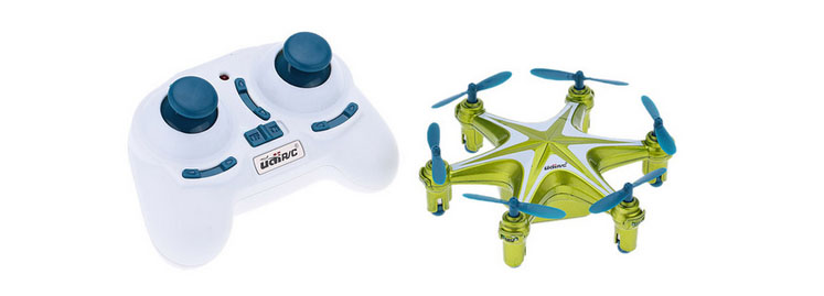 UDI TINY U846 RC Quadcopter