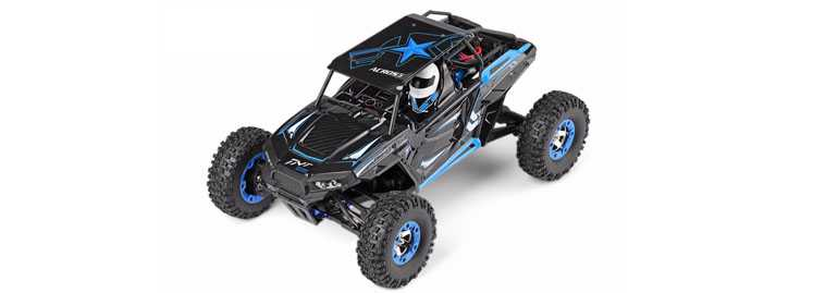 WLtoys WL 12428-B RC Car