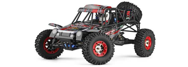 WLtoys WL 12428-C RC Car