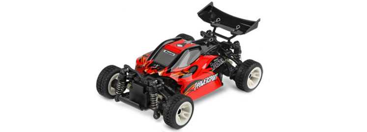 WLtoys WL A202 RC Car