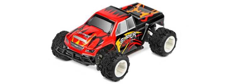 WLtoys WL A212 RC Car