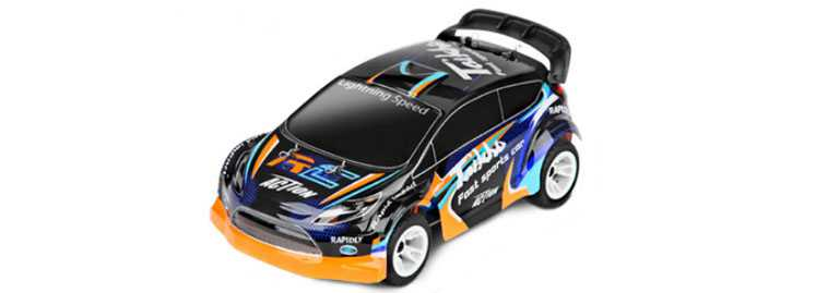 WLtoys WL A242 RC Car