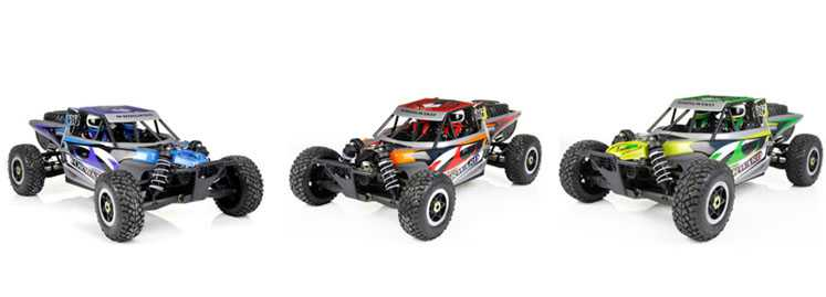 WLtoys WL A929 RC Car