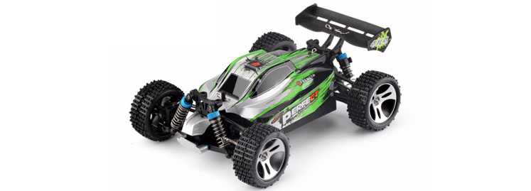 WLtoys WL A959-A RC Car